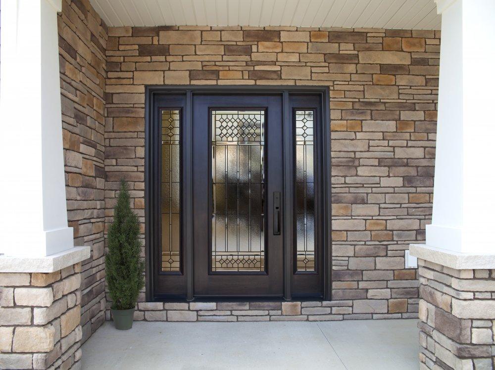 The Debate Between Steel Vs Fiberglass Exterior Doors Hodges Window Doors
