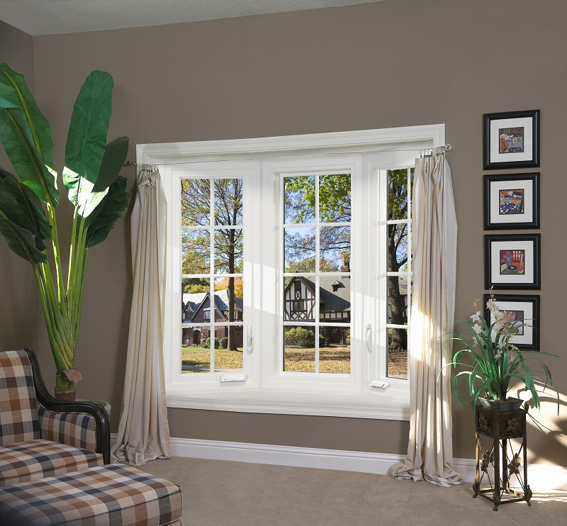 Bow and Bay Windows in Northern Virginia