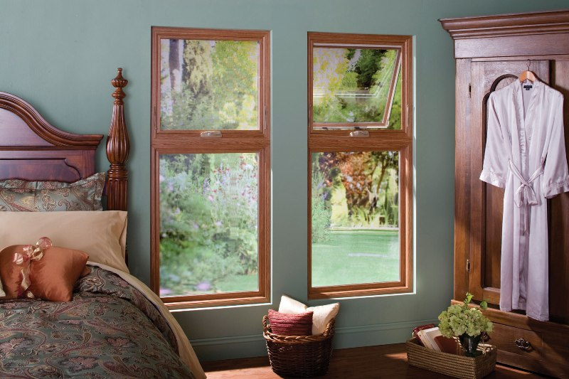 Awning window solutions with Hodges Company in Virginia.
