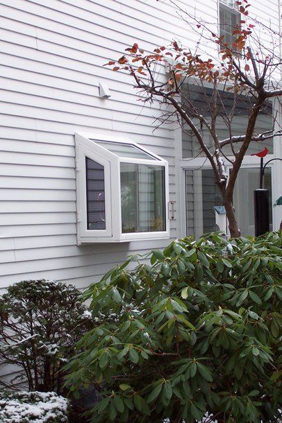 Garden window solutions with Hodges Company in Virginia.