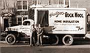 Hodges Rock Wool Truck